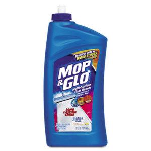 Professional Mop Amp Glo Triple Action Floor Cleaner Rac75057