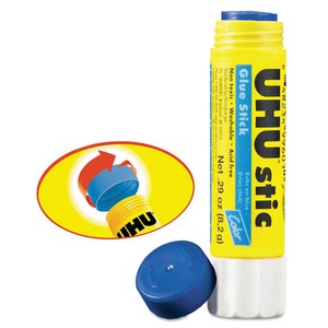 Uhu Stic Permanent Clear Application Glue Stick