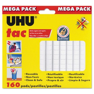 Uhu Tac Adhesive Putty