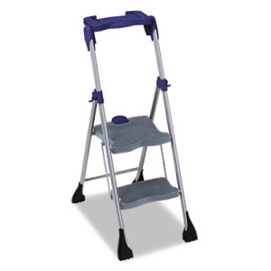 Cosco Two Step Steel Work Platform Csc11380pbl1